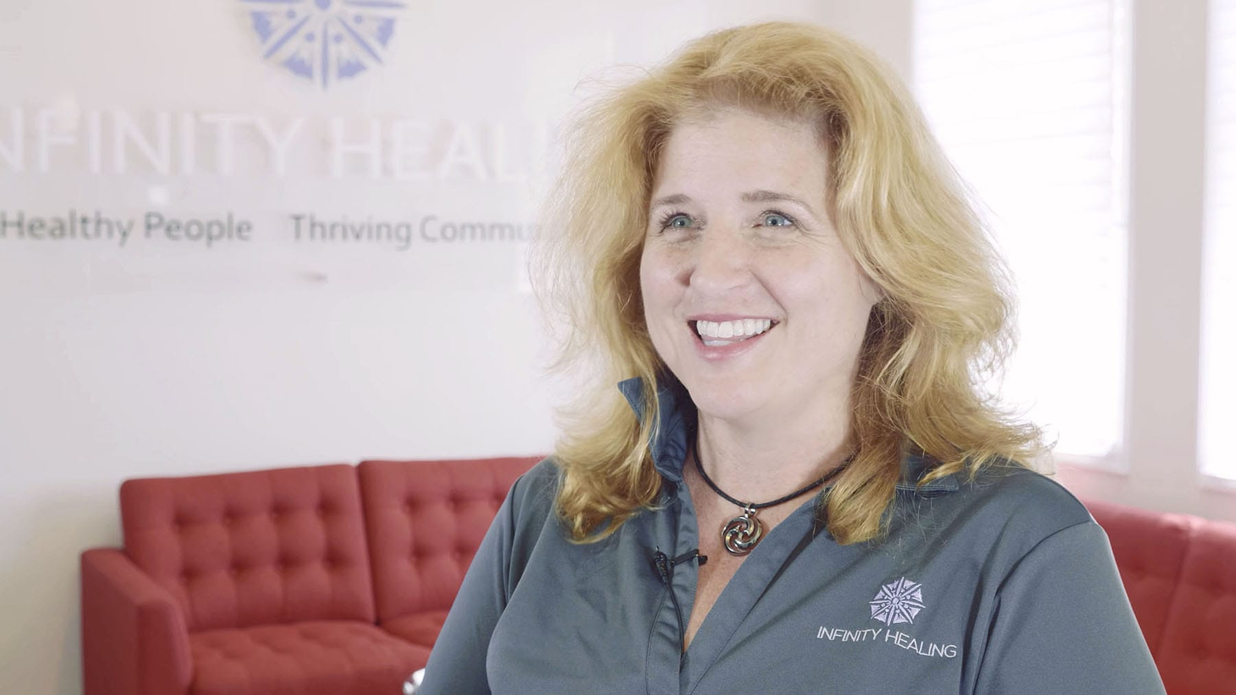 Maryellen Ammons of Infinity Healing talks about using the NovoTHOR